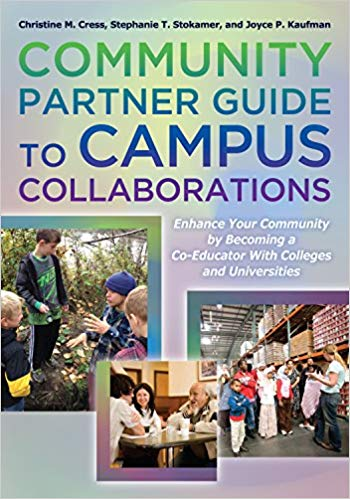 Cover photo of Community Partner Guide to Campus Collaborations