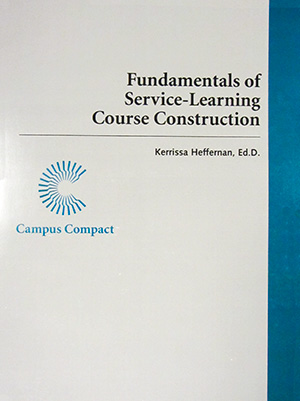 fundamentals of service learning course contstruction