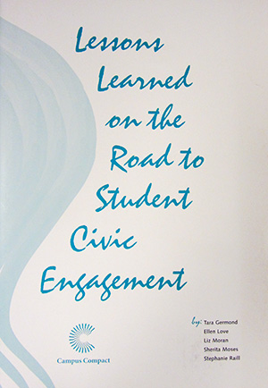 lessons learned on the road ot student civic engagement