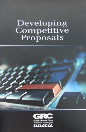 developing competitive proposals